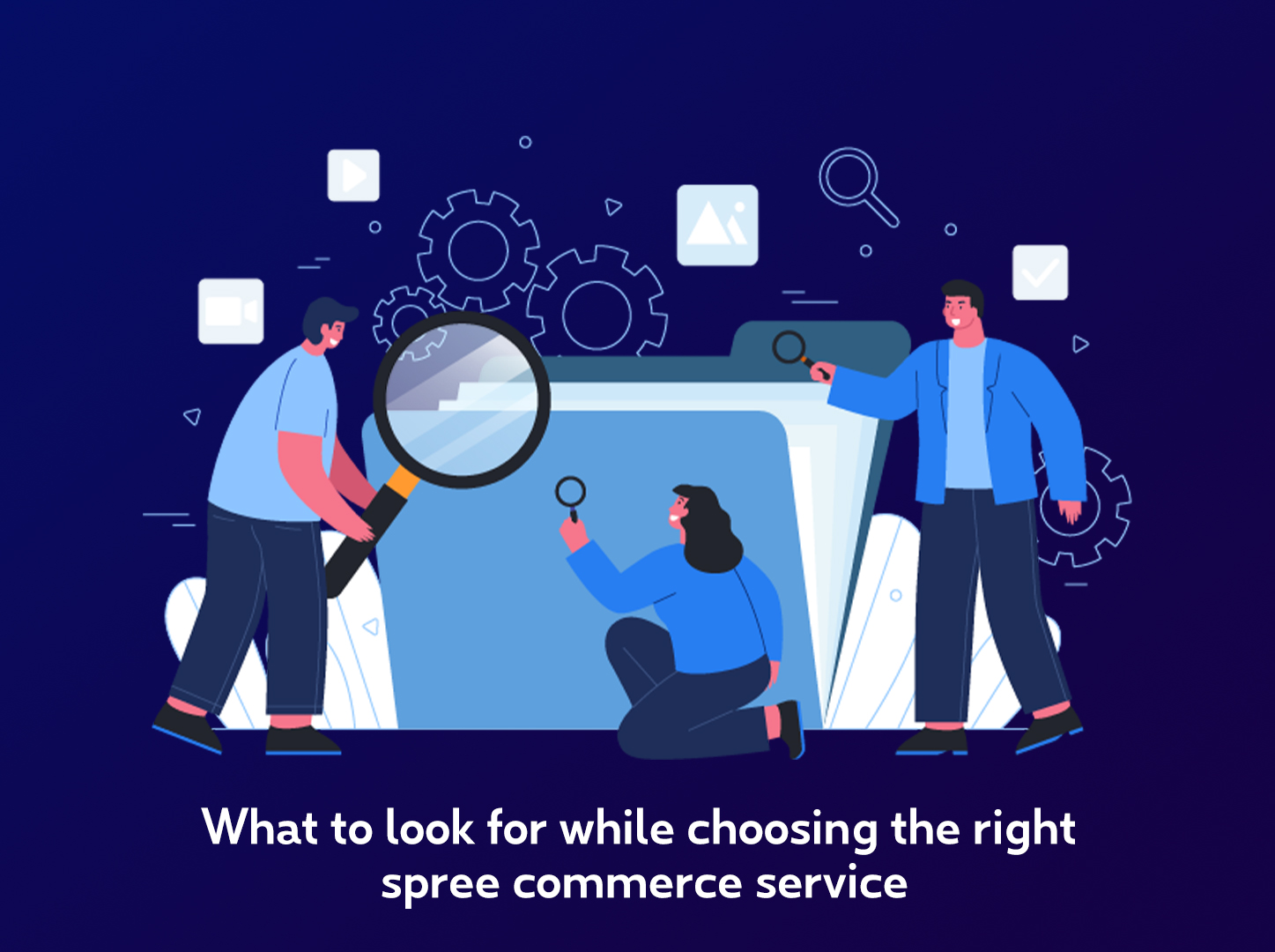 Spree commerce service