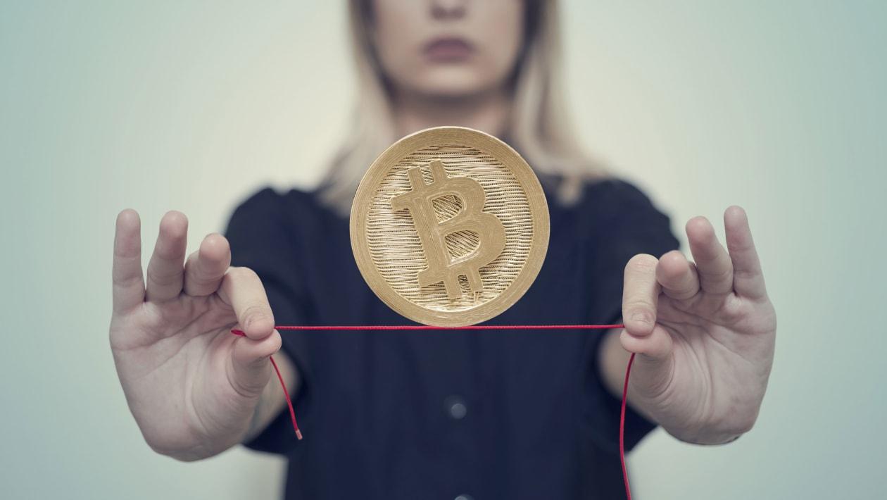 Bitcointightrope